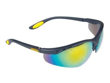 Reinforcer Safety Glasses - Fire Mirror